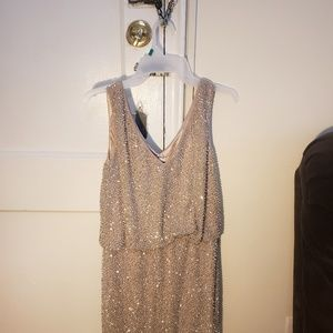Cache beaded size 2 formal dress